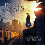 Fantastic Beasts And Where To Find Them - 2017 Calendar Kalendrar