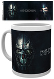 Dishonoured 2 - Faces Mug Tazza