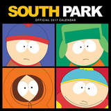 South Park - 2017 Calendar Calendars