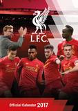 Liverpool - 2017 A3 Calendar Calendari