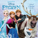 Disney Frozen - 2017 Calendar Kalendáře
