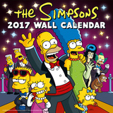 The Simpsons - 2017 Calendar Calendars