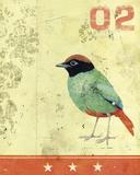 Bird V Giclee Print by Kareem Rizk