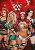 WWE Divas - 2017 Calendar - 2017 A3 Calendar Kalenterit