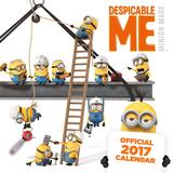 Despicable Me - 2017 Calendar Kalendáře