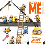 Despicable Me - 2017 Calendar Kalender
