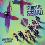 Suicide Squad - 2017 Calendar Kalenders