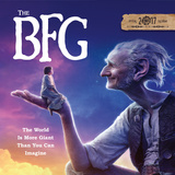The BFG - 2017 Calendar Kalendáře