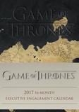 Game of Thrones - 2017 Desk Diary Kalendarze