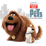 The Secret Life of Pets - 2017 Calendar Kalendrar