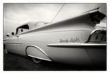 Oldsmobile Ninety-Eight Convertible, 1959 Giclee Print by Hakan Strand
