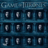 Game of Thrones - 2017 Calendar Calendriers