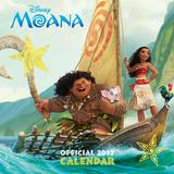 Moana - 2017 Calendar - Takvimler