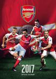 Arsenal - 2017 A3 Calendar Calendari