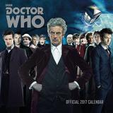 Doctor Who Classic - 2017 Calendar Kalenterit
