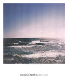 Marina (Seestuck) Kunst af Gerhard Richter