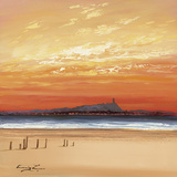 Scrabo Tower Giclee Print by William Cunningham