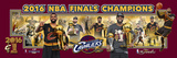 Cleveland Cavaliers 2016 NBA Finals Champions Photoramic Photo