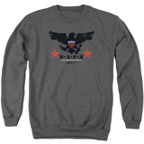 Crewneck Sweatshirt: Mash- Eagle Shield Shirts