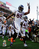 Virgil Green Super Bowl 50 Photo