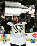 Chris Kunitz with the Stanley Cup Game 6 of the 2016 Stanley Cup Finals Photo