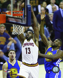 Tristan Thompson Game 6 of the 2016 NBA Finals Photo