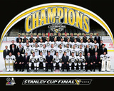 Pittsburgh Penguins 2016 Stanley Cup Champions Team Sit Down Photo
