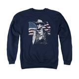 Crewneck Sweatshirt: John Wayne- American Idol T-shirts