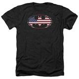 Batman- U.S. Flag Icon T-shirts