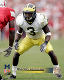 Marlin Jackson University of Michigan Wolverines 2004 Photo