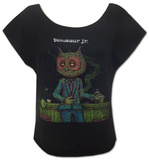 Young Girls: Dinosaur Jr.- Owlman Shirts