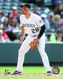 Nolan Arenado 2016 Action Photo
