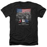 JLA- All American League T-Shirt