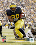 Mike Hart University of Michican Wolverines 2007 Action Photo