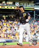 Jung Ho Kang 2016 Action Photo
