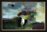In a Moment Framed Giclee Print by Nancy Ortenstone