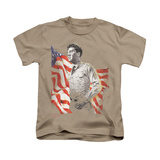 Juvenile: Elvis- Sergeant In The Army T-Shirt