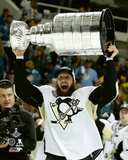 Nick Bonino with the Stanley Cup Game 6 of the 2016 Stanley Cup Finals Photo