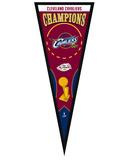 Cleveland Cavaliers 2016 NBA Champions Pennant Framed Memorabilia