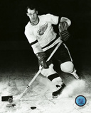 Gordie Howe Posed Photo