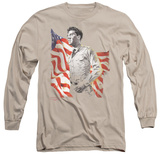 Long Sleeve: Elvis- Sergeant In The Army T-shirts
