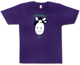 Youth: Dinosaur Jr.- Big Friendly Cow T-Shirt