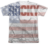 Rocky- Red, White & Blue Champion Shirts