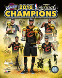 Cleveland Cavaliers 2016 NBA Finals Champions Photo