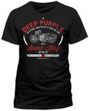 Deep Purple- I'm A Speed King (Slim Fit) Bluser