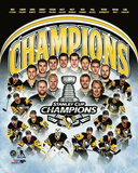Pittsburgh Penguins 2016 Stanley Cup Champions Composite Photo