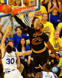 Lebron James block Game 7 of the 2016 NBA Finals Photo