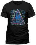 Def Leppard- Clockwork Hysteria (Slim Fit) T-shirts