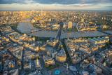 Jason Hawkes- London Evening Prints by Jason Hawkes