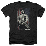 Rambo:First Blood- Soldier Of Liberty T-shirts